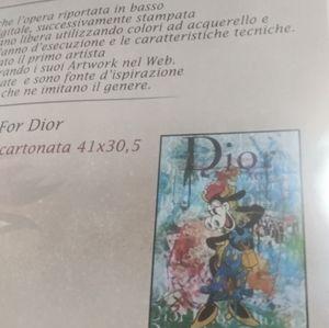 Other - FOR DIOR, Clarabella - ARTIST - Fabrizio Leoncini